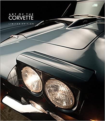 91a4455112 Art of the Corvette - Limited Edition  Randy Leffingwell