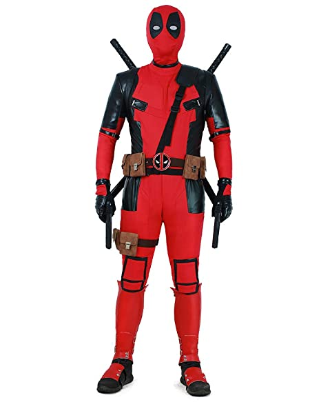 miccostumes Mens Deluxe Cosplay Suit Costume Halloween