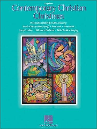 Libri da scaricare gratuitamente per il kindle Contemporary Christian Christmas Easy Piano PDF DJVU FB2