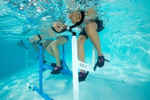 WIKE-UP Aquabike Fitness white