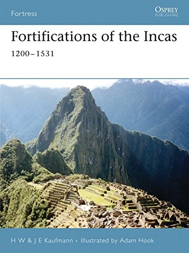 Fortifications of the Incas: 1200–1531 (Fortress)