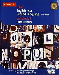Cambridge IGCSE English as a Second Language Workbook 2 with Audio CD