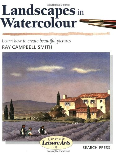 Landscapes in Watercolour (SBSLA08) (Step-by-Step Leisure Arts)