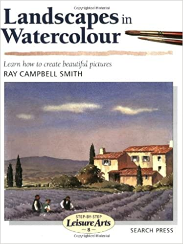 Book Landscapes in Watercolour (Step-by-Step Leisure Arts)