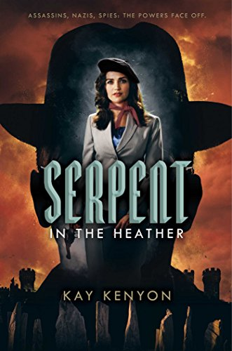 Amazon serpent in the heather a dark talents novel book 2 serpent in the heather a dark talents novel book 2 by kenyon fandeluxe Images