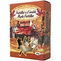 North Hatley Natural Maple Candy 45gr (3 boxes)