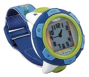 Vtech - Kidi TikTak azul, reloj analógico para niño