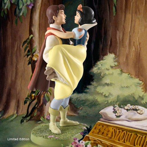 Disney Figure WDCC Snow White Prince Charming 'Snow White and Prince Charming Disney' 4024300 (Statue Snow White)