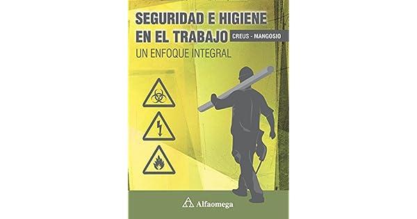 Amazon.com: Seguridad e higiene en el trabajo (Spanish ...