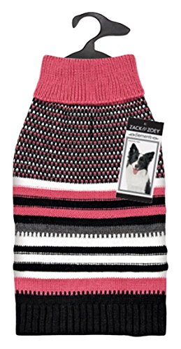 Zack & Zoey Elements Speckle Striped Sweater, ()