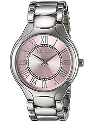 Ellen Tracy Women's ET5194SLLP Pink Dial Classic Ladies Watch