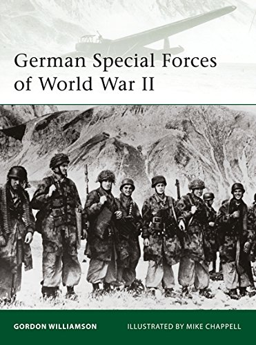 German Special Forces of World War II (Elite Forces Manual)