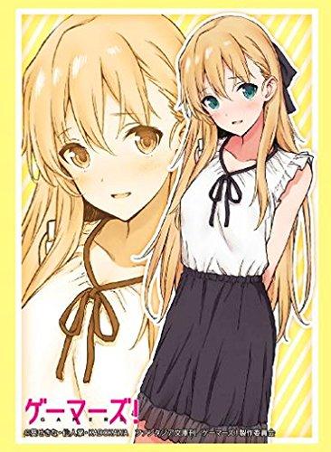 Gamers P2 Karen Tendo Trading Character Sleeve Card Game Anime HG Vol1370