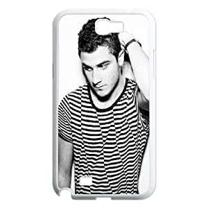 Samsung Galaxy N2 7100 Cell Phone Case White_Nicholas Jaar Xctrh