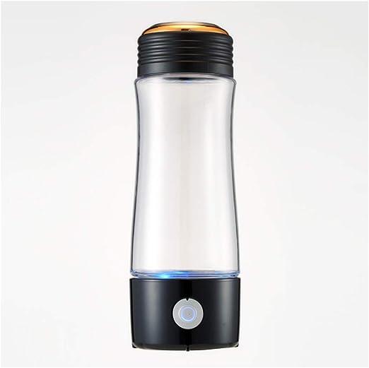 HENGMF Botella de Agua Rica en Hidrógeno, Hidrógeno Absorbible ...