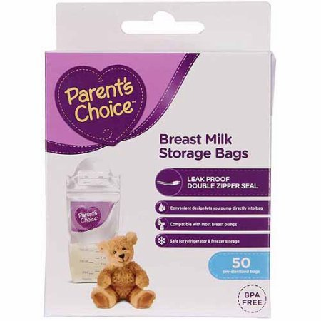 Top Rated Parent's Choice Breast Milk Storage Bags