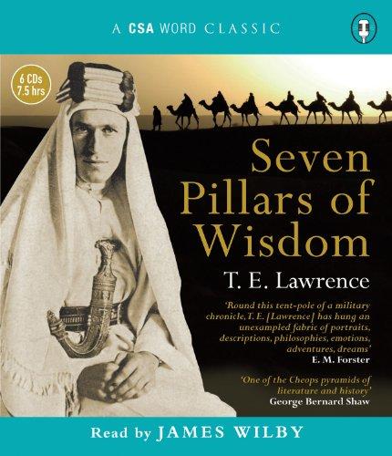 Seven Pillars of Wisdom (A CSA Word Classic) by Brand: CSA Word