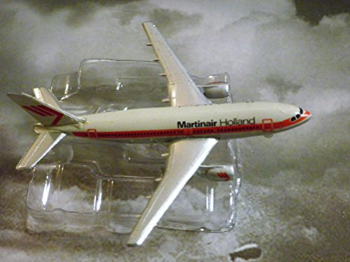 Martinair Dutch Cargo Airline Airbus A-310 Jet Plane 1:600 Scale Die-cast Plane Made in Germany by Schabak ()