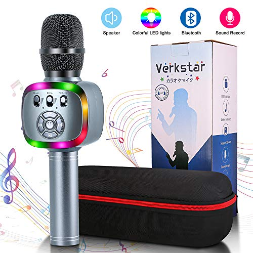 Verkstar Wireless Bluetooth Karaoke