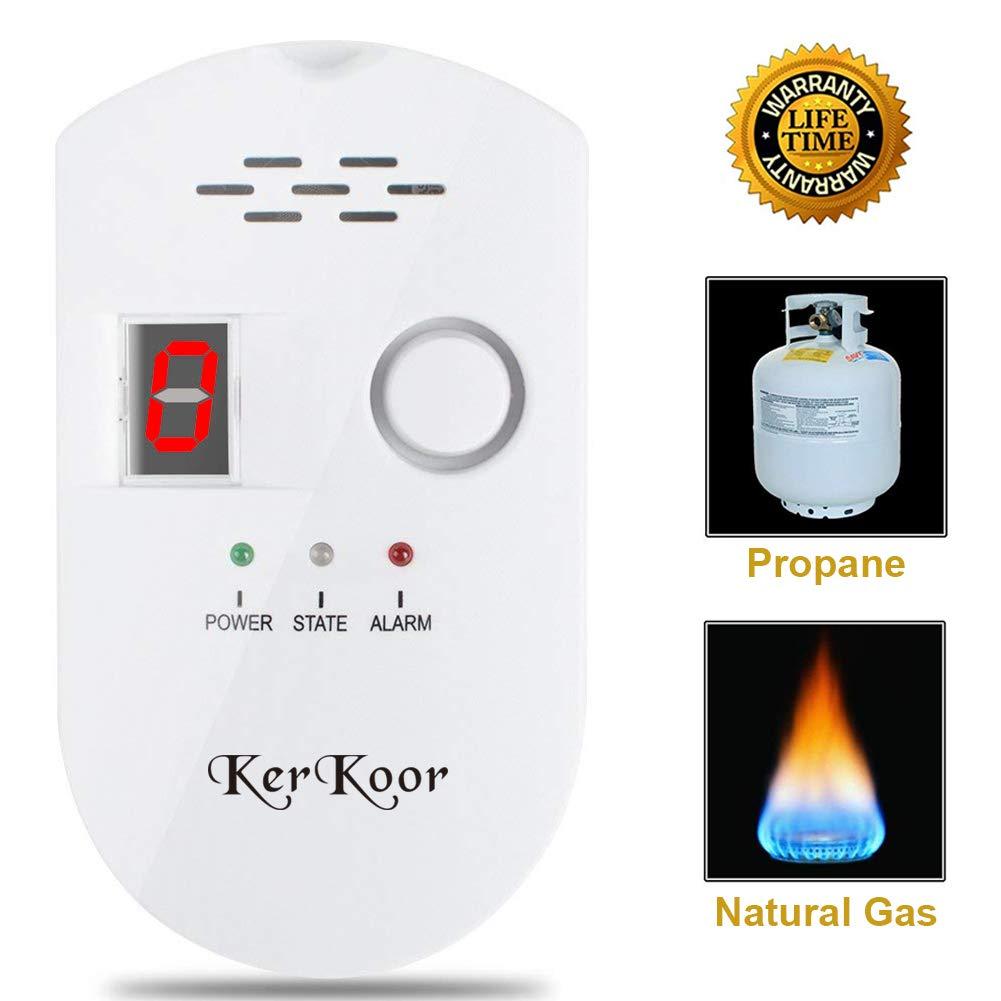 KerKoor d001 Gas Leak Detector