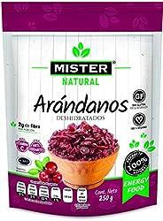 Mister Natural Arándano Deshidratado, 250 g