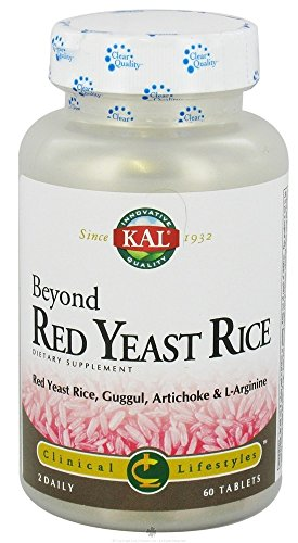 Kal Beyond Red Yeast Rice -- 60 (Kal Beyond Red Yeast Rice)