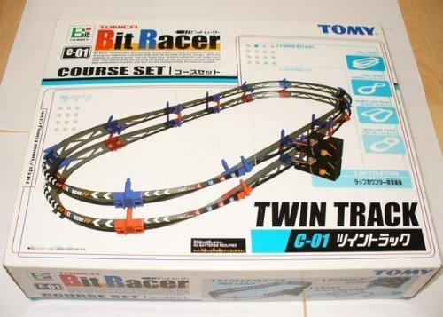 Bit Racer Racer bit corso impostato a doppio binario C-01 (Japan import   Il pacchetto e il manuale sono in giapponese)