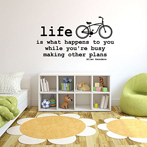 Life Quotes Wall Decals Allen Saunders