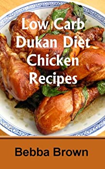 Dukan Diet Chicken Recipes Attack ebook product image