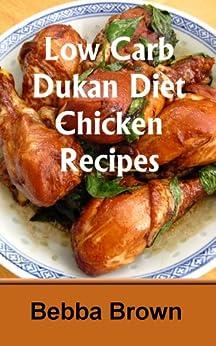 Dukan Diet Chicken Recipes Attack ebook