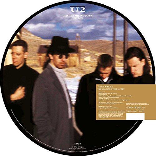 Import 12 Inch Vinyl Disc - U2 Red Hill Mining Town: 12