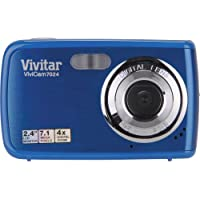 Vivtar Vivicam V7024 Bluber 7.1MP 2.4In Screen