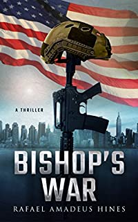 Bishop's War by Rafael Hines ebook deal