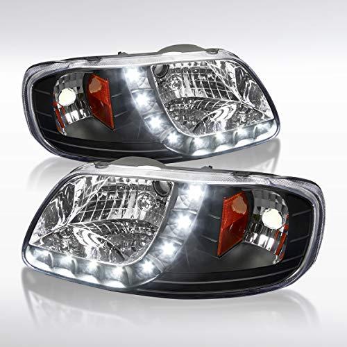 01 f150 black headlights - 6