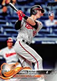 2018 Topps #185 Chance Sisco Baltimore Orioles Rookie Baseball Card