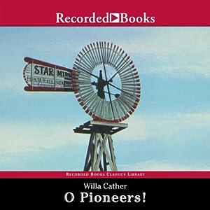 O Pioneers! Audiobook
