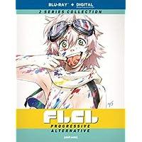 FLCL: Progressive/Alternative (Blu-ray+Digital)
