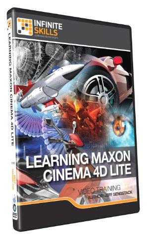 Learning Maxon CINEMA 4D Lite - Training DVD