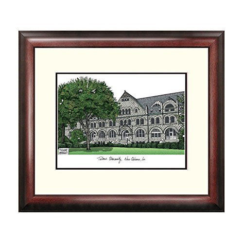 Campus Images NCAA Tulane University Alumnus Frame by Campus Images