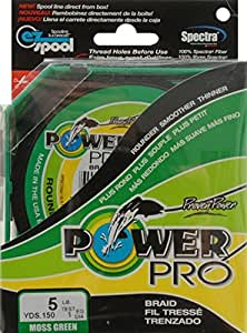PowerPro 5 -Pounds - 150 yd