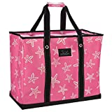 SCOUT 3 Girls Bag, Extra Large Water Resistant, Tote Bag, For the Beach, Pool and Everyday Use, Zips Closed, Urchin Care