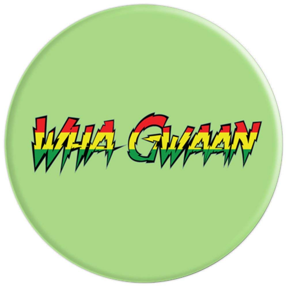 Amazon Wha Gwaan Common Patois Jamaican Greeting Phone