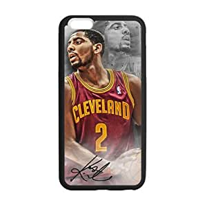 Onshop Custom Kyrie Irving and Signature Phone Case Laser Technology for iPhone 6 Plus