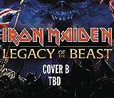 IRON MAIDEN LEGACY OF THE BEAST #3 (OF 5) CVR B