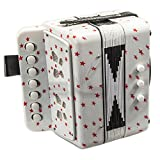 SKY Accordion Star Pattern 7 Button 2 Bass Kid Music Instrument High Quality Easy to Play