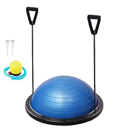 LIJJY Bola De Equilibrio para Entrenamiento, Pilates Y Yoga ...