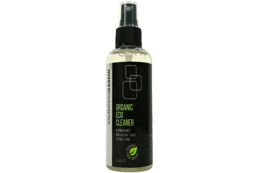 Natural Cleaning Solution | Clean Suede, Nubuck, Fabric, and Canvas | Stain Remover to Shoes, Boots, Clothing, Garments, Purses or Bags by Valentino Garemi