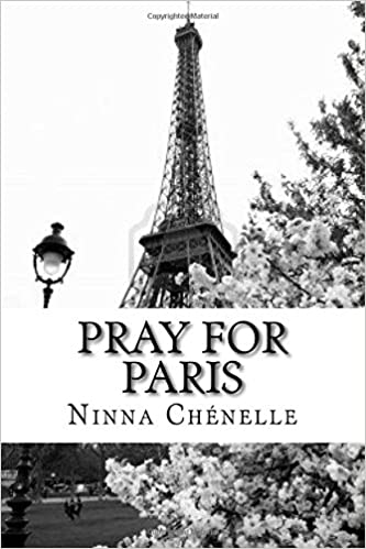Pray for Paris notebook: Volume 1 (Pray for the world)