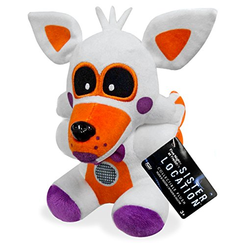 Funko Five Nights At Freddys Sister Location Lolbit  Target  Exclusive 6 Inch Plush Doll