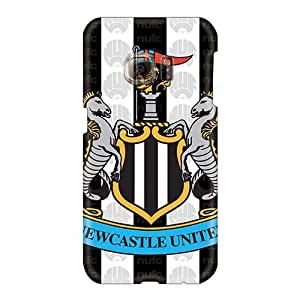 Shock-Absorbing Cell-phone Hard Cover For Samsung Galaxy S6 With Customized Stylish The Famous Team England Newcastle United Series JohnPrimeauMaurice